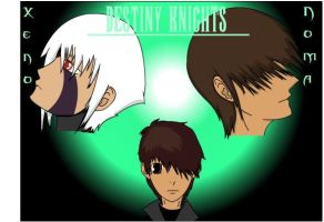 Destiny Knights by BrokenArcAngel
