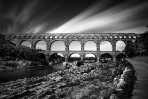 Pont du Gard by insolitus85