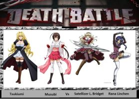 Death Tag Match by Abyss1