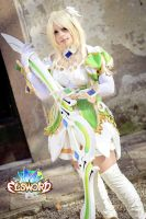 Rena Grand Archer Elsword 2 by ShiroiKobato