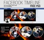 Facebook Timeline Cover - Free PSD by CarlosViloria