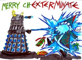 Merry Exterminations by the-ChooK