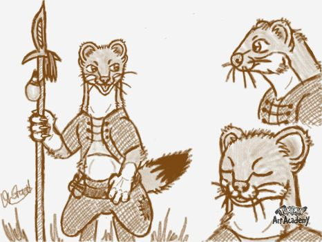 Beautiful Vermin by DrStoat10