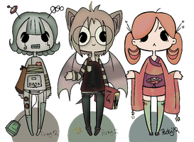 :Adopt Collab: with tygirl9 -OPEN- by oddlittleleaf