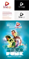 LINE_UP LOGO by jotapehq