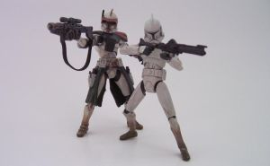 ARC Trooper+ Clone Trooper (TCW) 2 by Lalam24