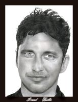 Gerard Butler by nikkigal88