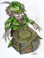 Leprechaun by SalamiCC