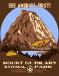 See Mount St Hilary by ninjaink