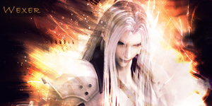 Sephiroth Style by Wexxer