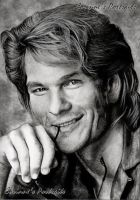 Patrick SWAYZE by Sadness40