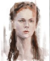 Sansa by Tiearius