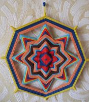 Mandala 27 09 14 004 by Arsean