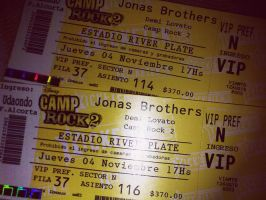 Jobros TICKETS Concert by essentialmelody