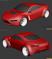 Mitsubishi Concept-RA WIP1 by The-IC