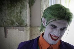 The man who laughs by JapoCW