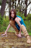 JBF Dryad - Ledge-Croucher 3 by geoectomy-stock