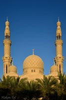 Jumeirah Mosque by WorldsInWorld