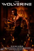 The Wolverine (2013) movie poster by DComp