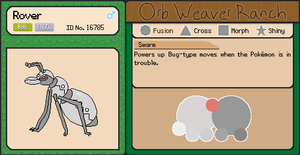 [PKMNation] Rover by Merc-Weasel