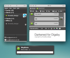 Darkened for Digsby - BETA by floreality