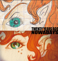 WIP _ 20 years later - nothing changes by melusineistross