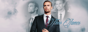 Theo James by N0xentra