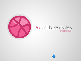 Dribbble invite for you! by lpzdesign