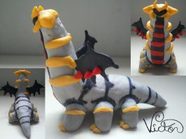 487 Giratina altered by VictorCustomizer
