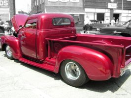Chopped Ruby Hauler by colts4us