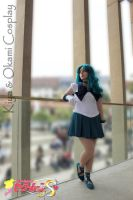 Sailor Neptune 2 by kiyaviolet