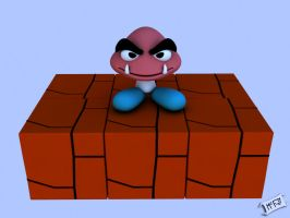 Goomba by Marty--McFly