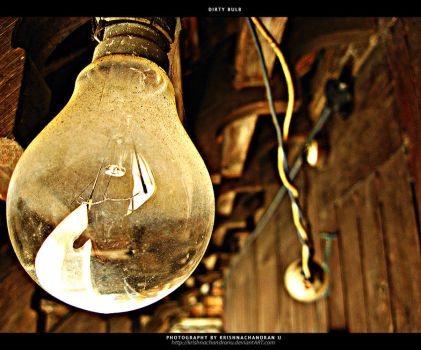 Dirty Bulb by krishnachandranu