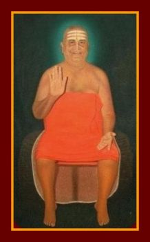 Sri Gnananda Giri Swamigal by MPKumar