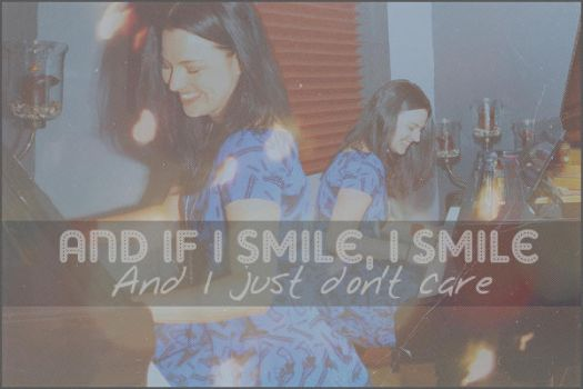 If I Smile by Nothing-Ive-Become