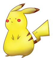 Pika... by Iddle-Diddle