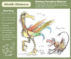 Chimera Class: specimens by hewhowalksdeath