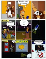Ghostbusters/Gremlins Page 4 by clinteast