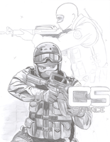 Counter Strike: Source by DeathAngel67