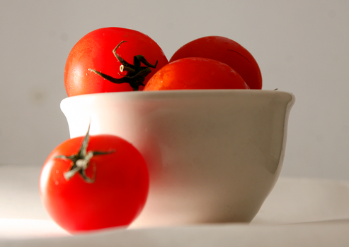 Tomatoes by N-Fphotography