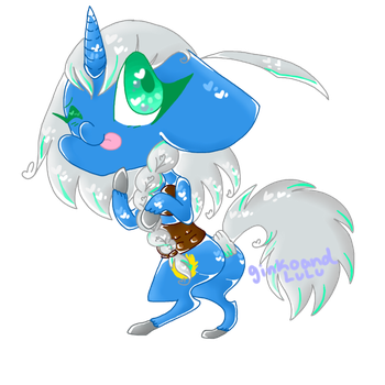 another discord comish by ginkoandlulu