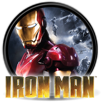 Iron Man: The Video Game (2008) - Icon by Blagoicons