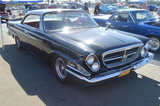1962 Chrysler 300 Sport Coupe VIII by Brooklyn47