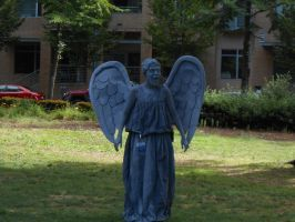 K-Con 2014 Day 01 Weeping angel by MayhemMegan