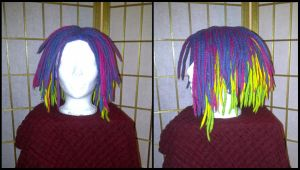 Candy Wig by eXstacykissies