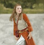 Lucy Pevensie by 0Snow-White0