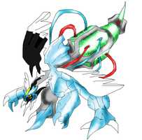 Perfect Kyurem by TR-Rich-Teh-Devil
