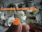 BJD making - vocabulary - VIDEO TUTORIAL by EratoTiaTuatha