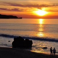 Ballycastle Sunset by younghappy