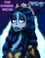 THE CORPSE BRIDE by TheDocRoach